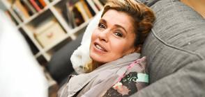 """Ернестина Шинова: Д-р Стаменова е един от най-сложните образи в """"Откраднат живот"""""""