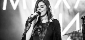 Михаела Филева представя предпремиерно най-новата си песен на концерта си в София