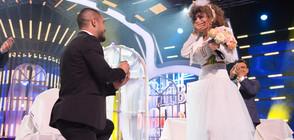 """Златка Райкова каза """"да"""" в """"Като две капки вода"""" пред над 1 100 000 зрители (ВИДЕО)"""