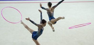 Гимнастичките си тръгват без медали от Баку