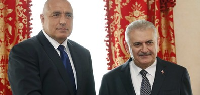 Борисов: Няма да приема България да е буфер между Турция и Европа