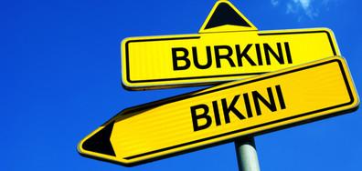 Френски върховен съд отмени забраната за носене на буркини