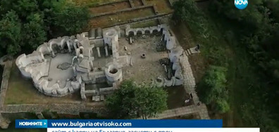 Сайт показва емблематични български места от птичи поглед