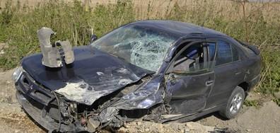 Тежка катастрофа в Разградско взе жертва (СНИМКИ)
