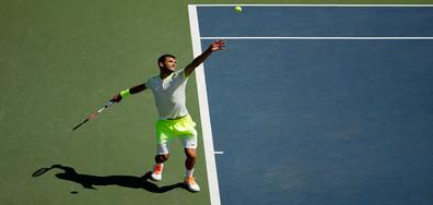 Григор Димитров с нова победа, преодоля първия кръг на US Open (СНИМКИ)