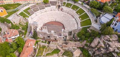 Financial Times: Пловдив се възражда (ГАЛЕРИЯ)