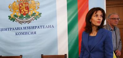 Нейкова: Нов състав на ЦИК не би трябвало да има проблеми за евроизборите