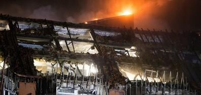 Голям пожар в болница в Германия, има жертви (ВИДЕО+СНИМКИ)
