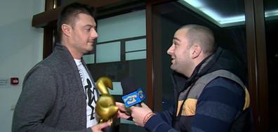 """Бареков стана първият трикратен носител на """"Златен скункс"""""""
