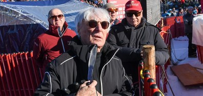 Бърни Екълстоун ще става баща на 89 г.