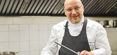 """Шеф Манчев се превръща в кулинарен реаниматор в """"Кошмари в кухнята"""""""
