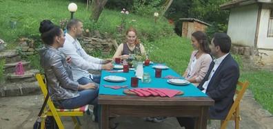 """Домашна вечеря сред природата с Параскева Джукелова в """"Черешката на тортата"""""""
