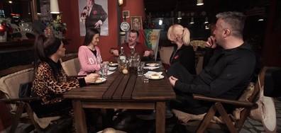 """Традиционна българска вечеря със Станимир Гъмов в """"Черешката на тортата"""""""
