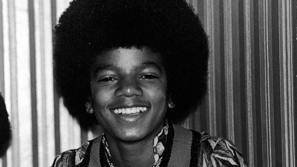 Майкъл Джексън през 1972 г. Снимка: Getty Images