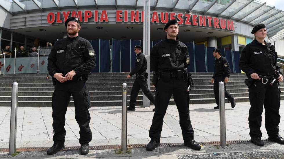 Арестуваха предполагаем съучастник в масовото убийство в Мюнхен