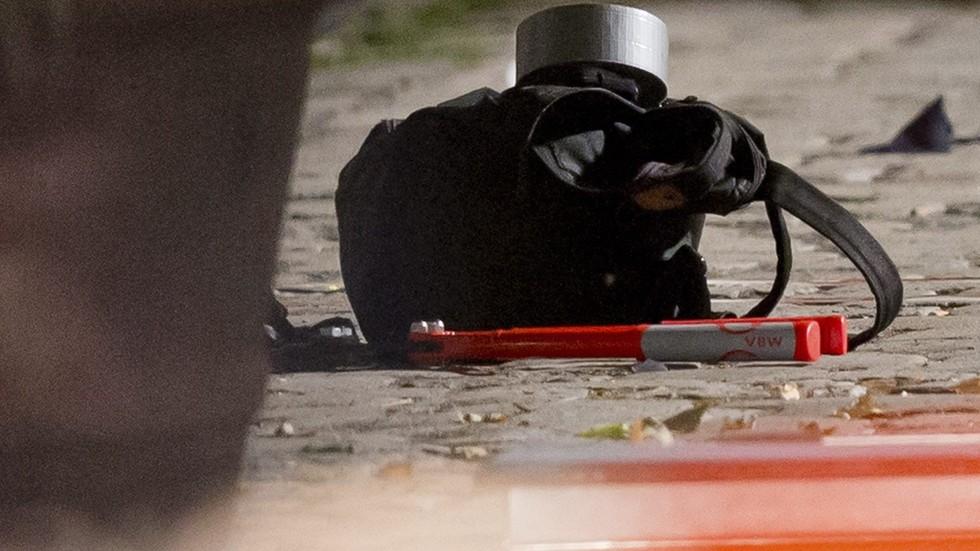 ИДИЛ публикува предполагаемо видео на атентатора от Ансбах