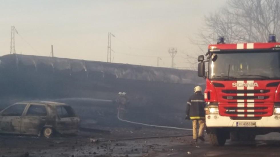 Смъртоносен взрив в Хитрино, поне 5 жертви и десетки ранени (ОБЗОР КЪМ 14:00 ЧАСА)