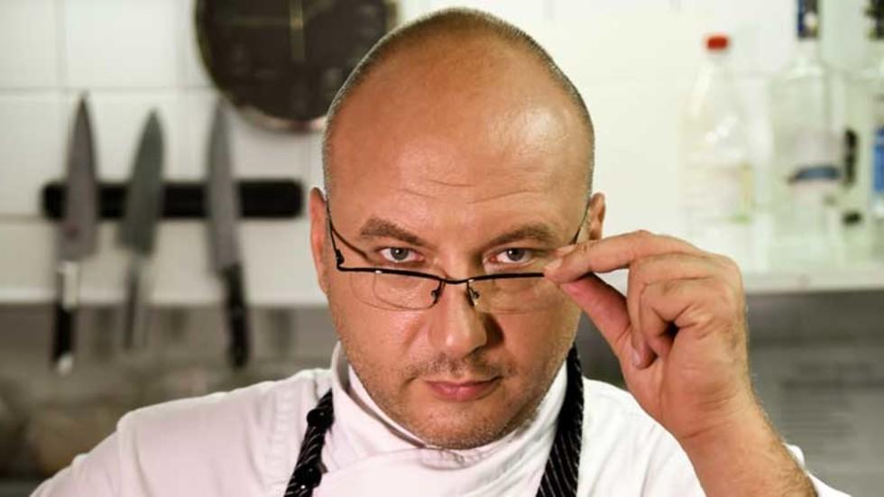 """Шеф Манчев прави ревизия на """"Кошмари в кухнята"""""""