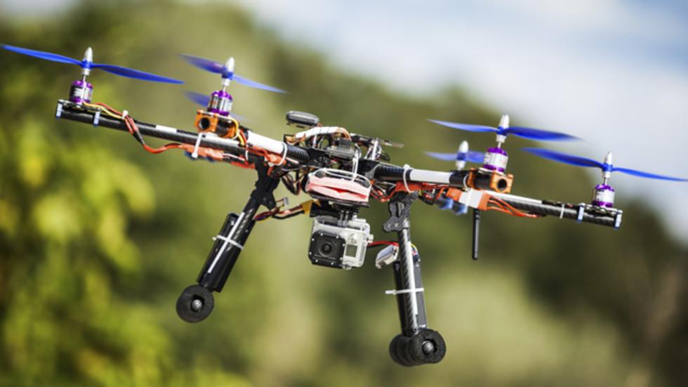Турция ще произвежда дрон с лека картечница - NOVA