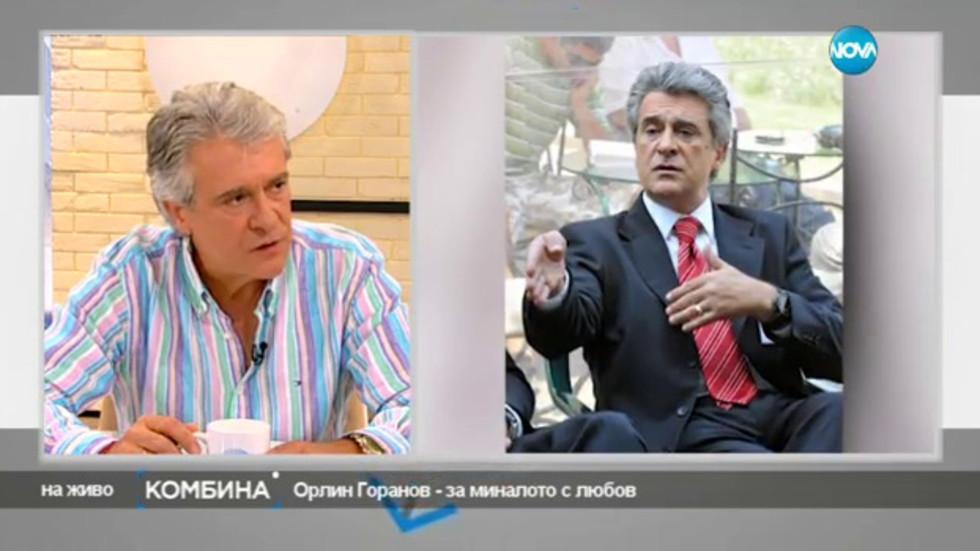 Орлин Горанов – един джентълмен на музикалната сцена