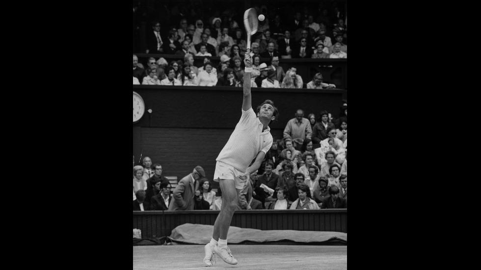 Почина най-възрастният шампион на Ролан Гарос