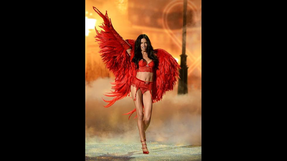 """Ангели на """"Victoria`s Secret"""" – красиви и секси"""