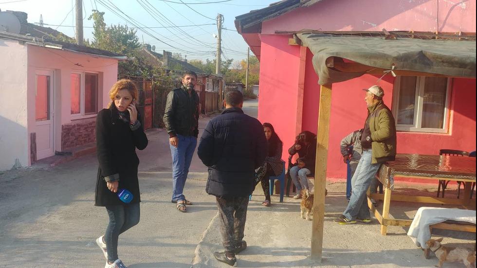 Екип на NOVA по следите на задържания за убийството на Виктория Маринова