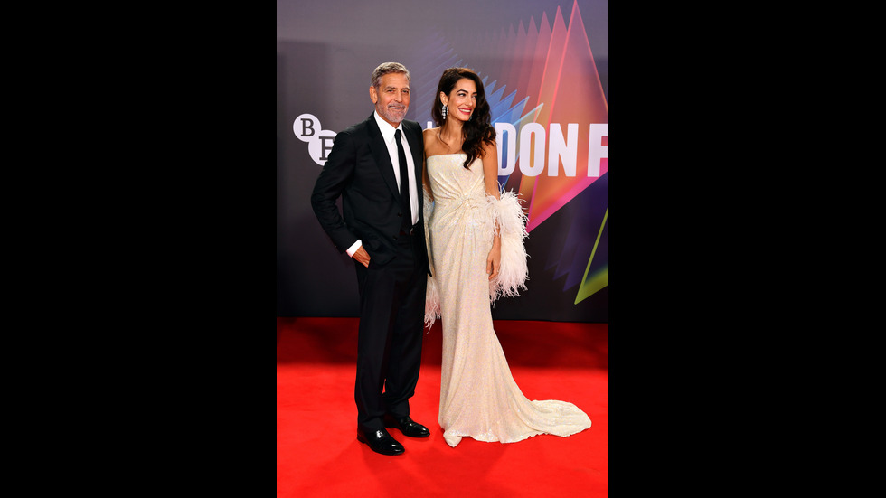 Амал и Джордж Клуни възхитиха с нова приказна поява