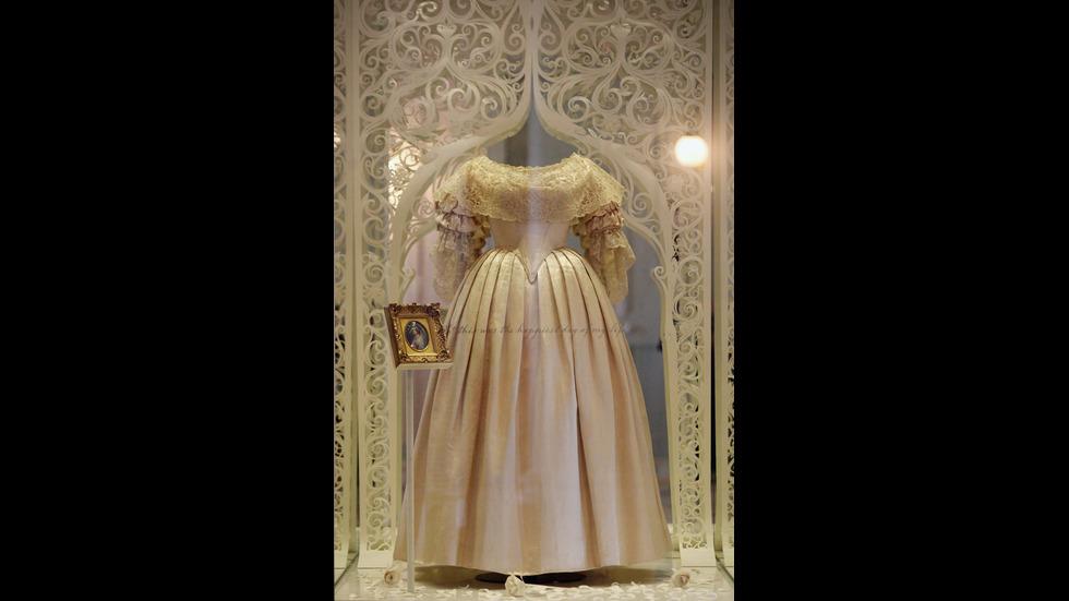Най-уникалните сватбени рокли на всички времена