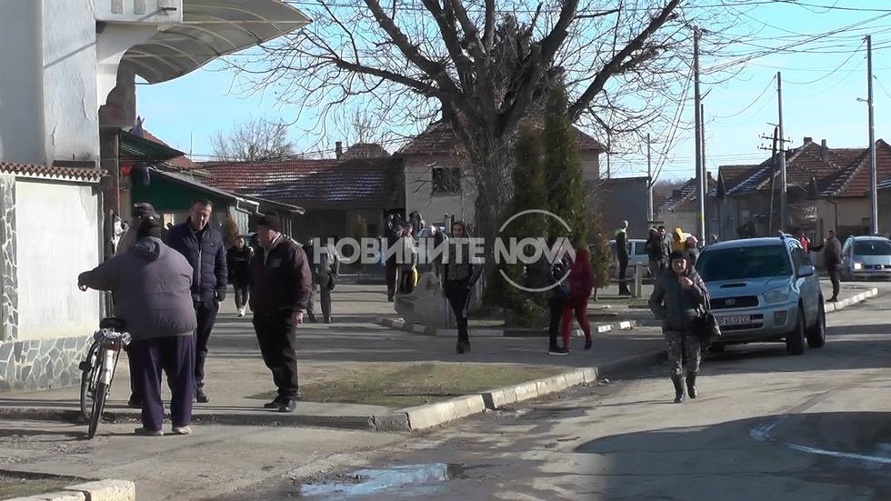 Патрулираща общинска охрана и термокамери след палежите в Търнак