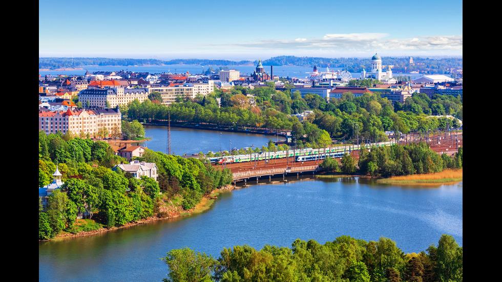 Градовете с най-дълга продължителност на деня