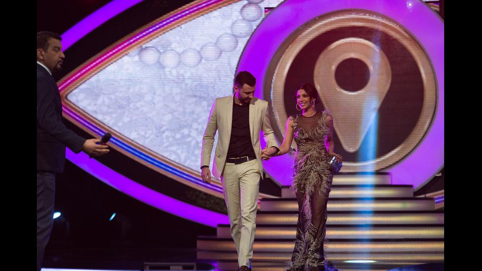 Емануела и Я-Я напуснаха Big Brother: Most Wanted 2018
