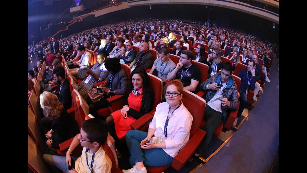 Започва технологичното изложение Webit Festival