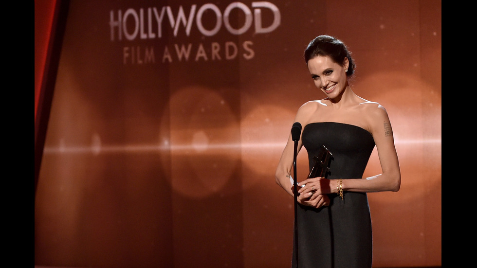 Анджелина Джоли - винаги стилна и секси