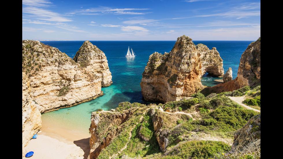 Най-красивите плажове в Европа за 2018