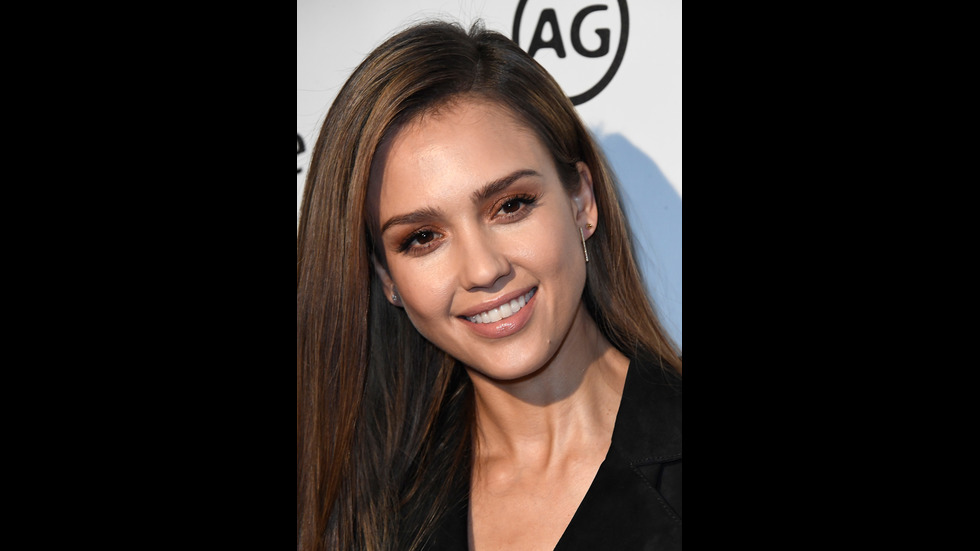Джесика Алба - една холивудската красавица