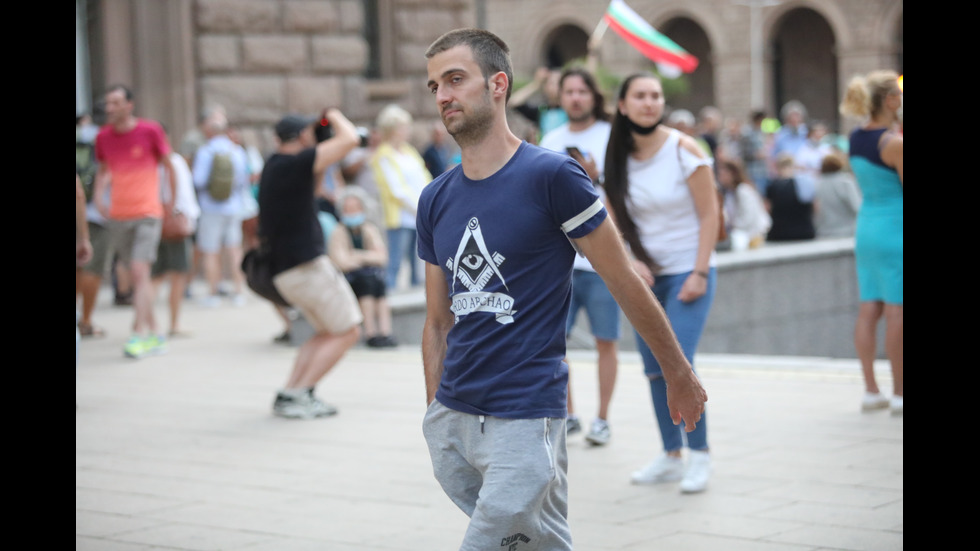Блокадите в София остават и в 29-ия ден на протести