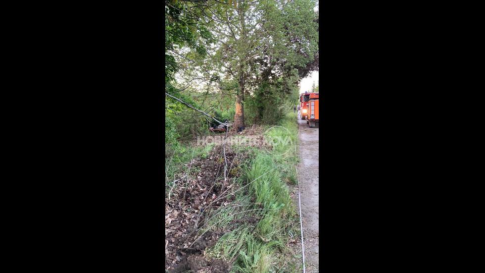 Двама загинаха при катастрофа на пътя София - Варна