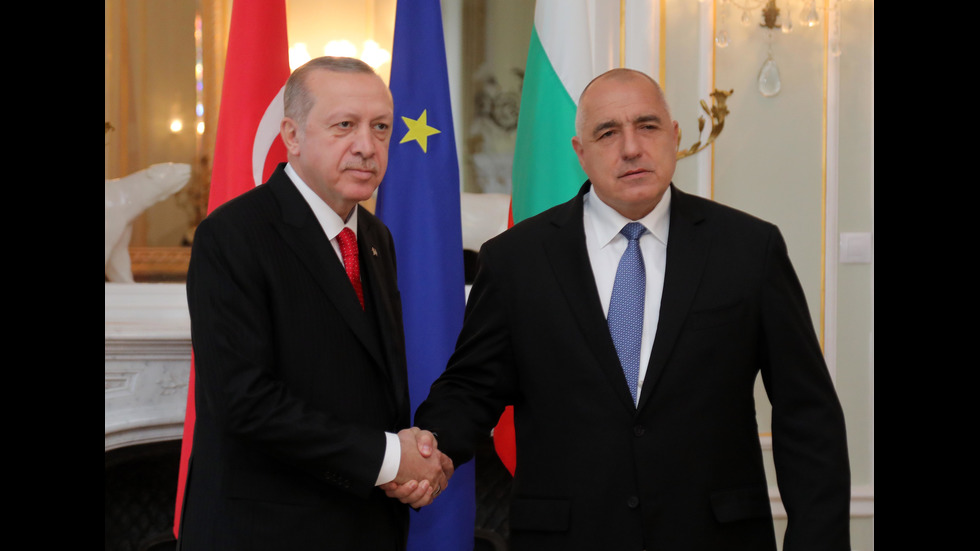Ердоган и Борисов се срещнаха