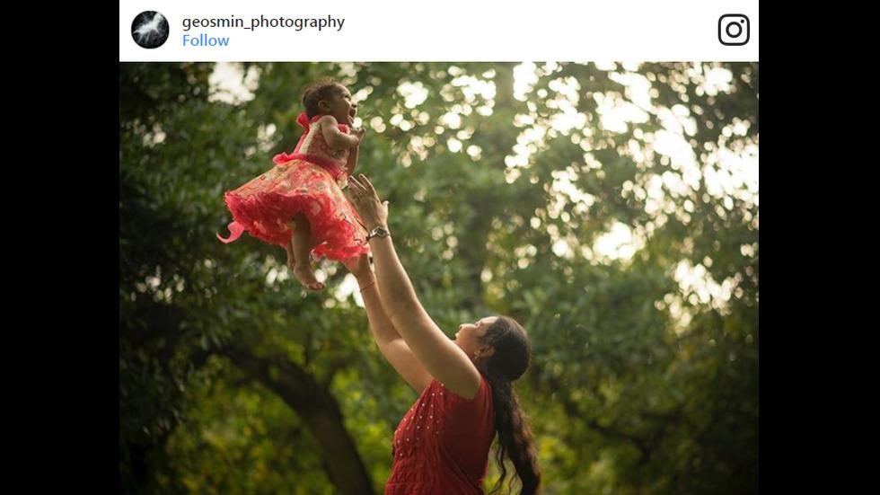 Чудото да бъдеш майка