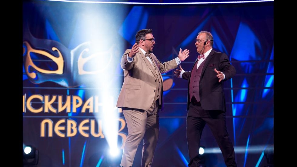 """Втори епизод на """"Маскираният певец"""" - сезон 3"""