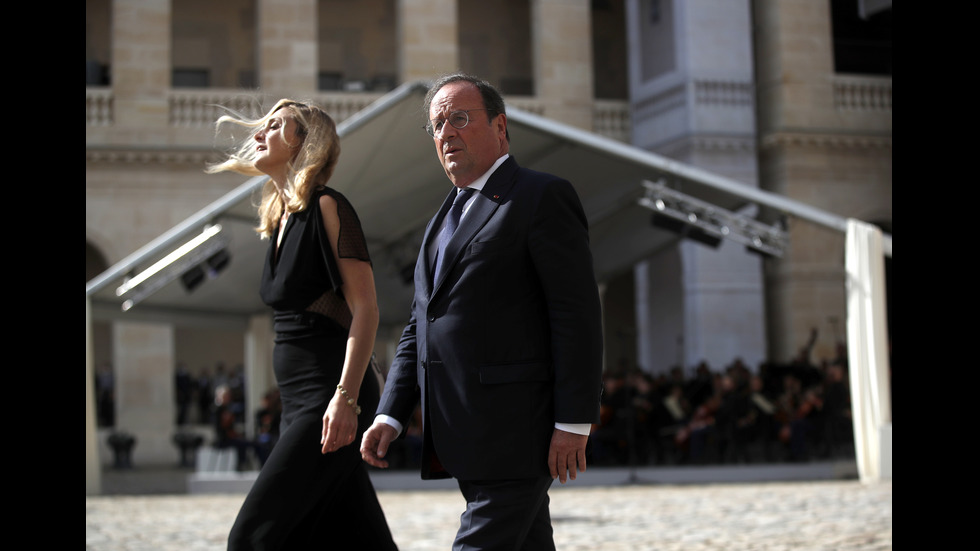 Франция се прощава с Жан-Пол Белмондо