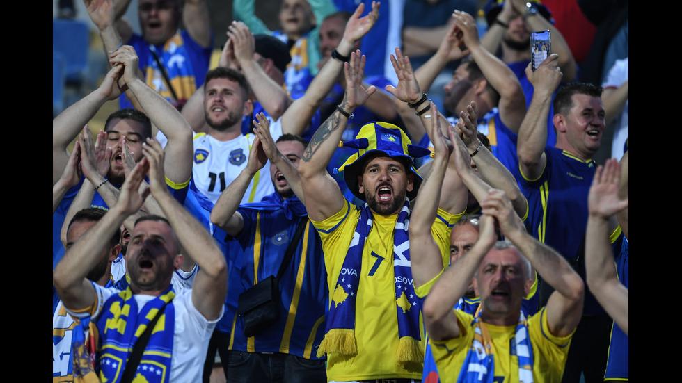 България с илюзорни шансове за Евро 2020 след загуба от Косово