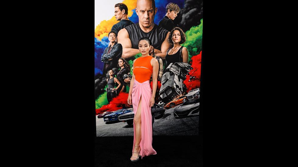 """""""Бързи и яростни"""" с премиера в Холивуд"""