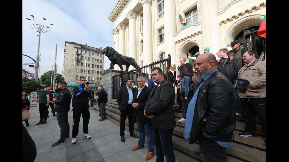 Нова форма на протест срещу главния прокурор Иван Гешев
