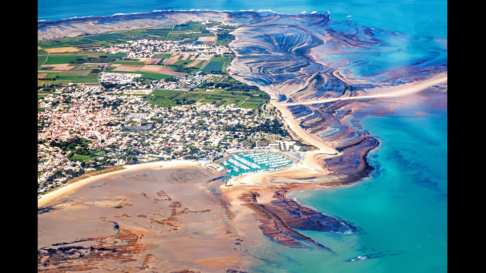 Остров Ил дьо Ре - бижуто на Франция