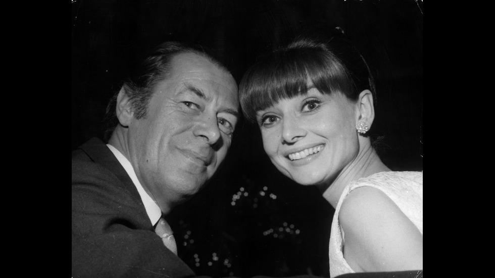Одри Хепбърн - абсолютната икона на красотата