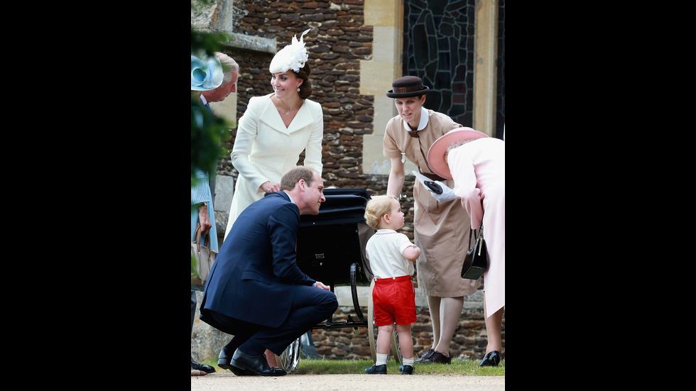 Какви умения трябва да притежава кралската детегледачка?