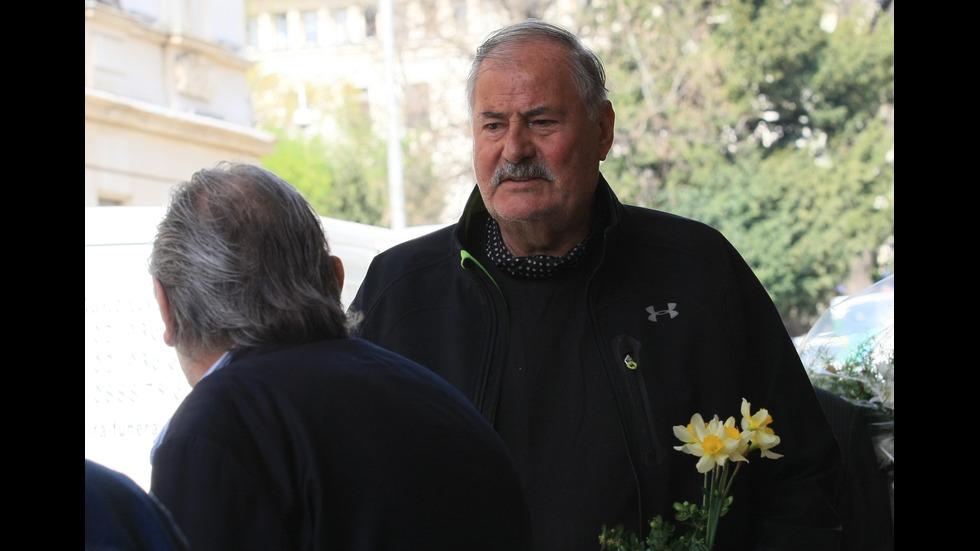 Жорж Ганчев в снимки
