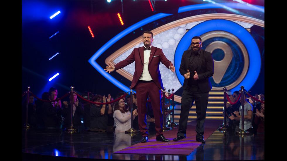 Големият старт на Big Brother: Most Wanted 2018